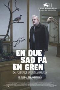 En-due-sad-paa-en-gren-og-funderede-over-tilvaerelsen_plakat-dk_360