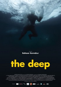 The Deep - Dybet - Island poster