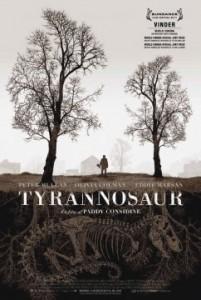 Tyrannosaur_plakat